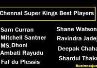 Chennai Super Kings Best Players 2020