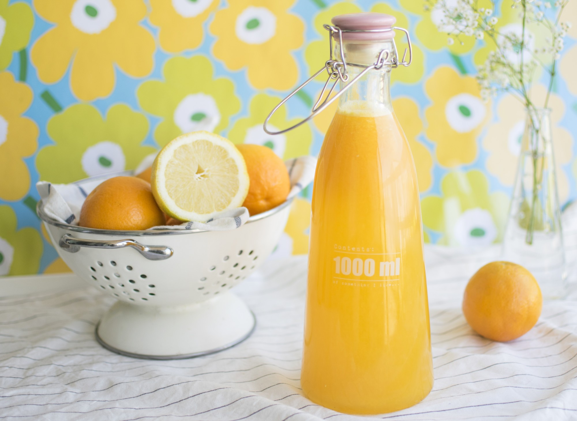 Orange You Glad You Know: How Is Orange Juice Made?