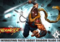 Interesting Facts About Shadow Blade 5e